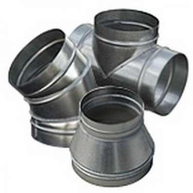 Воздуховоды из оцинкованной стали (промышленное производство в Сочи) Фото 4