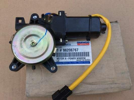 Мотор стеклоподъемника 96206767 daewoo leganza