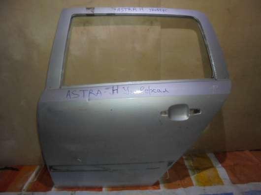 Дверь опель астра