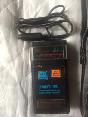 Электромагнитный дифектоскоп ЭМИТ-1М