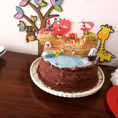 Выпечка и торты