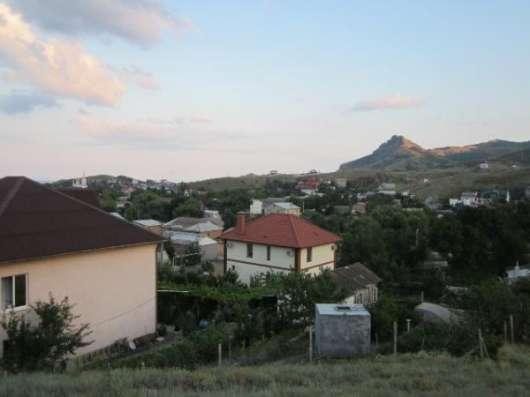 Земельный участок с видом на заповедник и Черное море в г. Феодосия Фото 2
