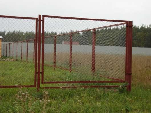 Секция заборная в Белгороде Фото 2