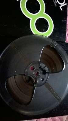 Фирменные катушки для магнитофона 2