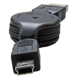 Кабель рулетка usb mini/micro usb