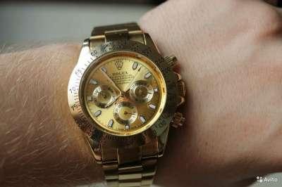Стильные часы Rolex Daytona