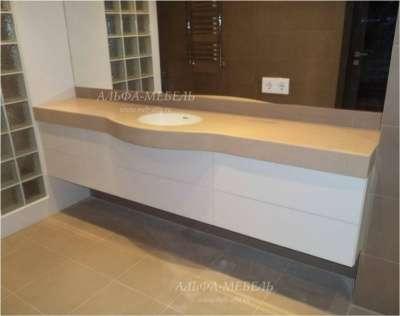 Столешницы на заказ Альфа-Мебель в г. Самара Фото 4