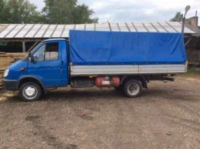 грузовой автомобиль ГАЗ 330252