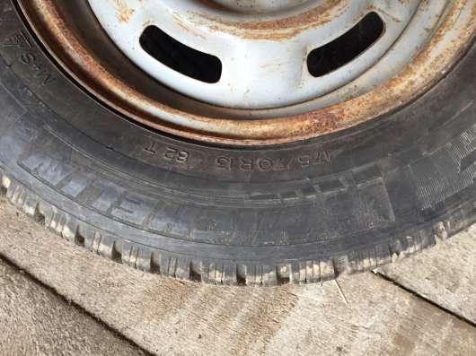 Зимних шипованные колеса на дисках