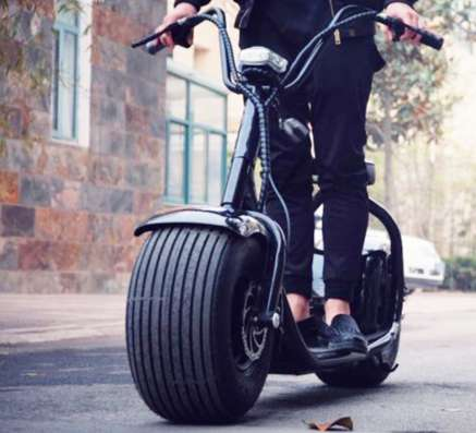 HARLEY-DAVIDSON design electric scooter, price 1250 USD в г. Шарджа Фото 3