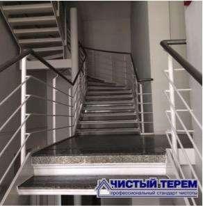 Регулярная уборка офисных, торговых, складских помещений на контрактной основе. в Москве Фото 2