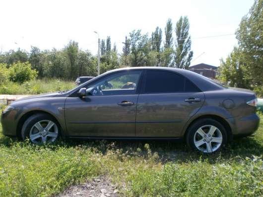 Продажа авто, Mazda, 6, Механика с пробегом 135000 км, в Волжский Фото 1