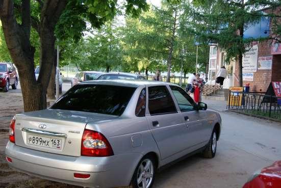 Продажа авто, ВАЗ (Lada), Priora, Механика с пробегом 82000 км, в Тольятти Фото 4