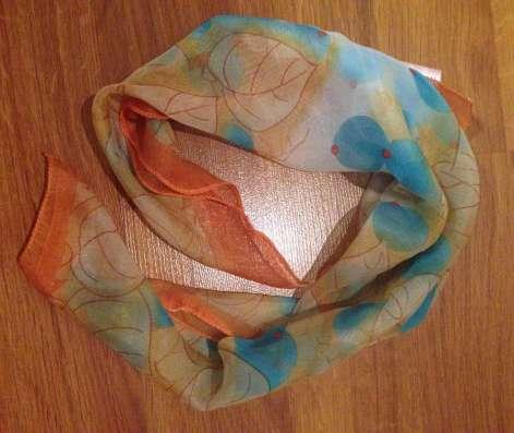 Платок новый, шарф