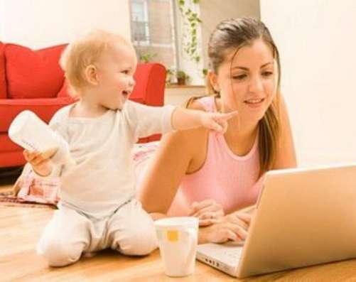 Работа в сети с высоким доходом
