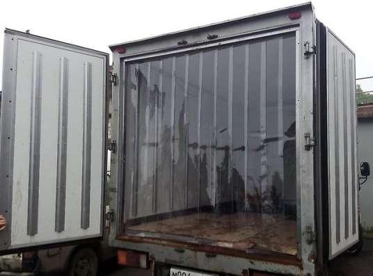 Полосовые завесы ПВХ для проемов ворот и дверей