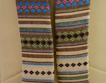 Рюкзак городской с этническим орнаментом Черный Синий в г. Запорожье Фото 4