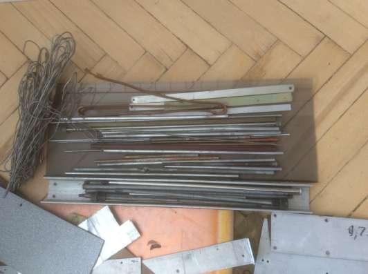 Проволока, провода, пластины, прут металл в Москве Фото 4