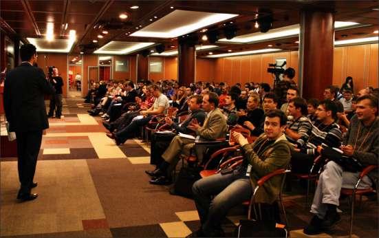 Проведение конференции в Москва-Сити