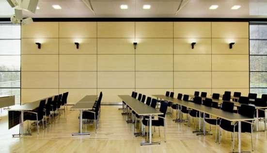 Акустические стеновые панели с акриловым покрытием и перфора в Екатеринбурге Фото 3