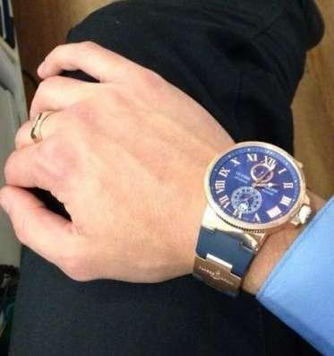 Ulysse Nardin - высококачественные механические часы
