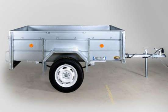 Прицеп ЛАВ-81011 для легк. авто