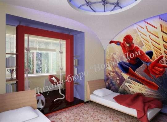 Дизайн интерьеров, ландшафтный дизайн, проектирование в Томске Фото 3