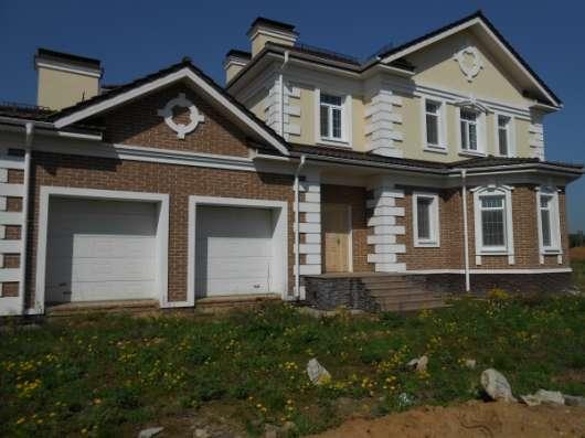 Строительство отделка коттеджей, загородных домов под ключ