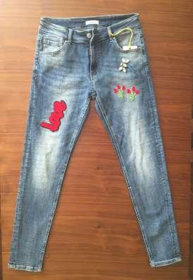Модные джинсы М Италия