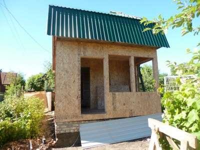 каркасно-щитовой дом в Пензе Фото 1