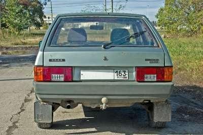 подержанный автомобиль ВАЗ 21093, цена 41 000 руб.,в Тольятти Фото 4