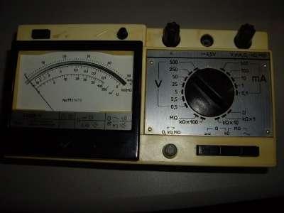 Комбинированный прибор 43208-У. тестер в Челябинске Фото 2
