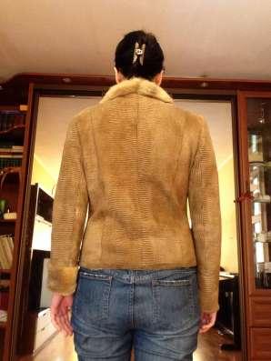 Куртка-дублёнка Torrini