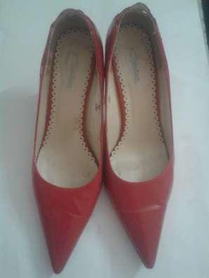 Красные и черные туфли, размер 40 и 41 в Москве Фото 1