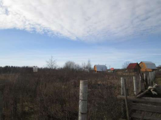 Продается земельный участок 8 соток в СНТ«Уваровка» в Можайском районе, 130 км от МКАД по Минскому шоссе Фото 1