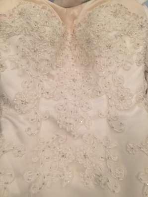 Продаю свадебное платье в Волгограде Фото 1