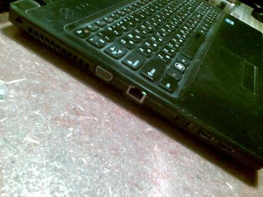 Продам ноутбук Lenovo G 570