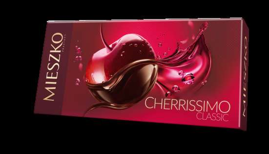 Конфеты Шоколадные чериссимо эксклюзив