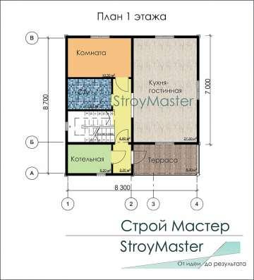 Проектирование загородных домов в Санкт-Петербурге Фото 2