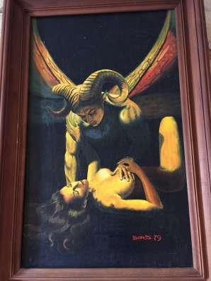 Продаются картины, холст, масло,репродукции Бориса Вальеджио