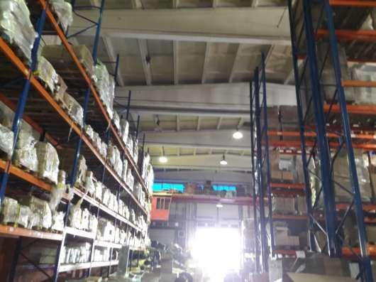 Сдам склад, 1200 кв. м, м. Ладожская в Санкт-Петербурге Фото 1