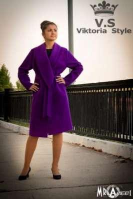 Эксклюзивная коллекция осенних пальто от Viktoria Style в Москве Фото 5