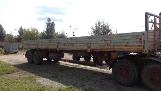 Камаз 44108 с КМУ и п/прицепом 2012г. в