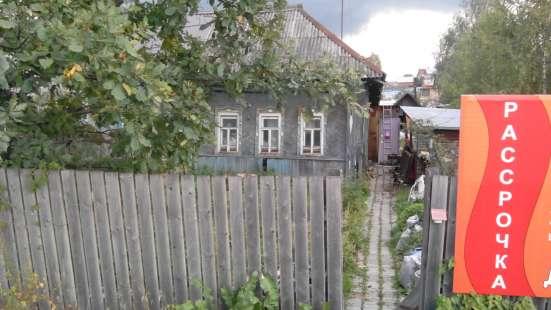 Дом в Кировском посёлке