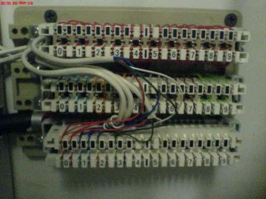 Накладка,Монтаж слаботочных сетей и электрики
