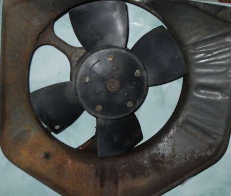 Вентилятор радиатора Москвич 2141, ВАЗ в Орле Фото 1