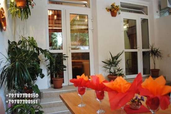 Два номера с итальянским двориком в частном секторе в г. Ялта Фото 1