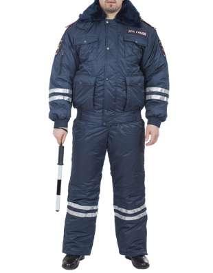 Форма для сотрудников полиции