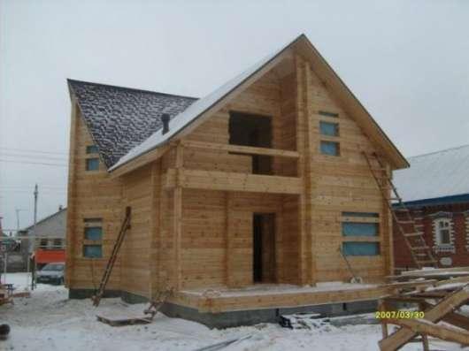 Профессионально построим  ш дом