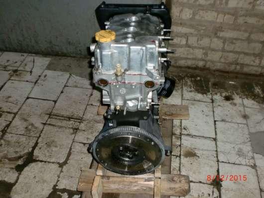 Двигатель ВАЗ - 21126 (приора)